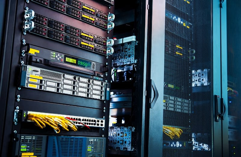 A remote site monitoring unit