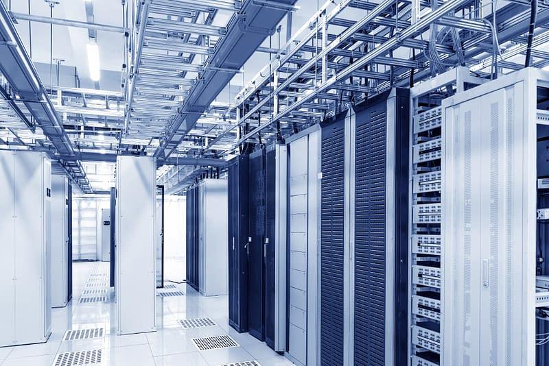 A server site